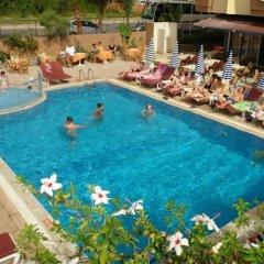 Semt Luna Beach Hotel - All Inclusive 2* Стандартный номер разные типы кроватей фото 8