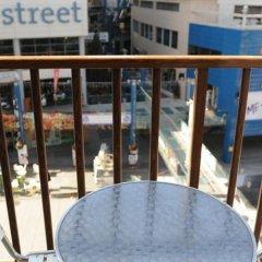 Gorgianis Hotel балкон