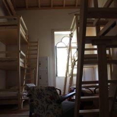 1878 Hostel Faro Кровать в женском общем номере с двухъярусной кроватью