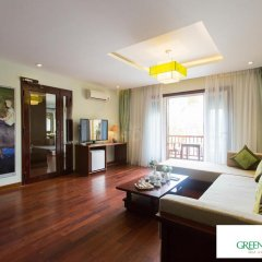 Отель Green Heaven Hoi An Resort & Spa 4* Люкс Премиум фото 9