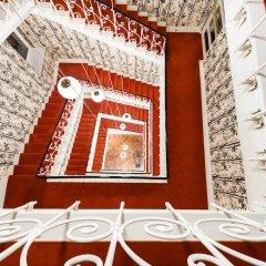 Design Hotel Stadt Rosenheim 3* Номер Эконом разные типы кроватей фото 4