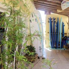 Отель Ferrel Surf House фитнесс-зал