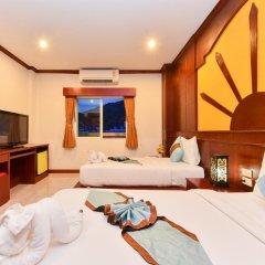 Отель Art Mansion Patong 3* Стандартный номер с двуспальной кроватью