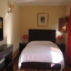 Отель Castelo Santa Catarina 3* Стандартный номер двуспальная кровать фото 2