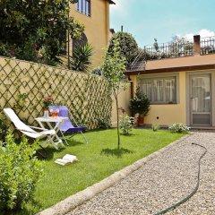 Апартаменты Apartments Florence - Piattellina Garden Флоренция спортивное сооружение