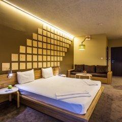 Art Hotel Simona 3* Студия с разными типами кроватей фото 5