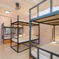 Отель Hanoi Friends Inn & Travel 2* Кровать в общем номере с двухъярусной кроватью фото 4