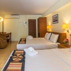 Krabi City Seaview Hotel 2* Стандартный номер с различными типами кроватей фото 3