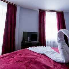Гостиница Аквариум 3* Улучшенный номер с различными типами кроватей фото 3