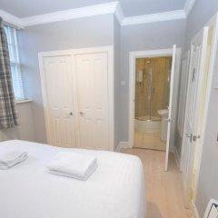 Отель Ice Cream Suite Великобритания, Эдинбург - отзывы, цены и фото номеров - забронировать отель Ice Cream Suite онлайн комната для гостей фото 5