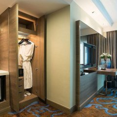 Отель Citrus Sukhumvit 11 Bangkok by Compass Hospitality 3* Стандартный номер с различными типами кроватей фото 9