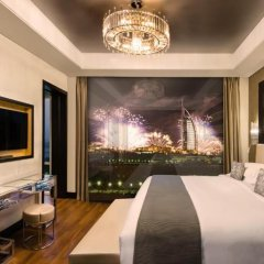 Отель Kempinski Mall Of The Emirates 5* Полулюкс с различными типами кроватей фото 7