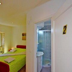 Отель Villa Capo Номер Делюкс с различными типами кроватей фото 5