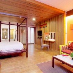 Patong Beach Hotel 4* Полулюкс с различными типами кроватей фото 6