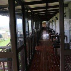 Отель Outeniquabosch Lodge 3* Шале с различными типами кроватей фото 9