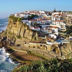 Отель Sintra Sol - Apartamentos Turisticos Апартаменты разные типы кроватей