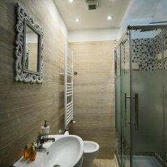 Отель Cestello Luxury Rooms Италия, Флоренция - отзывы, цены и фото номеров - забронировать отель Cestello Luxury Rooms онлайн ванная фото 2