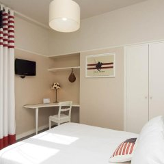 Qualys Le Londres Hotel Et Appartments 3* Стандартный номер