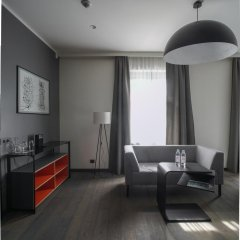 Отель Pullman Riga Old Town Улучшенный номер с различными типами кроватей фото 10