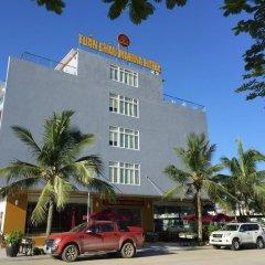 Tuan Chau Marina Hotel парковка