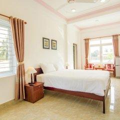 Отель Hung Do Beach Homestay 3* Улучшенный номер с различными типами кроватей
