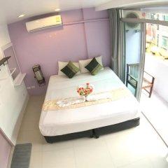 Отель The Room Patong 2* Номер Делюкс с различными типами кроватей фото 3