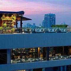 Отель Bangkok Marriott Marquis Queen's Park бассейн фото 2
