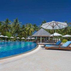 Отель Bandos Maldives бассейн