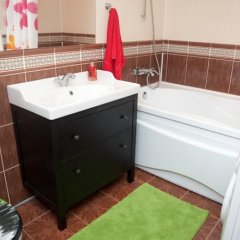 Europa Hostel ванная