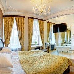 Бутик-Отель Росси 4* Представительский люкс разные типы кроватей фото 7