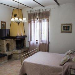 Отель Antico Casale Fossacieca Чивитанова-Марке комната для гостей фото 2