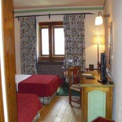 Отель Parador De Bielsa Huesca 3* Стандартный номер с различными типами кроватей фото 10