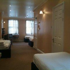 Mermaid Suite Hotel 3* Стандартный семейный номер с различными типами кроватей