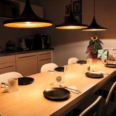Отель Sleep in Hostel & Apartments Польша, Познань - отзывы, цены и фото номеров - забронировать отель Sleep in Hostel & Apartments онлайн питание фото 3