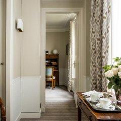 Hotel Des Saints Peres 4* Стандартный номер с различными типами кроватей фото 4
