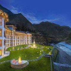 Le Meridien Paro, Riverfront in Paro, Bhutan from 182$, photos, reviews - zenhotels.com pool photo 2