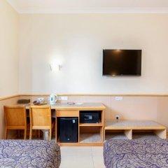 Eurotraveller Hotel Premier Tower Bridge 3* Стандартный номер с различными типами кроватей фото 3