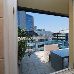 Апартаменты Arpad Bridge Apartments Апартаменты с различными типами кроватей фото 24