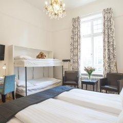 Hotel Kung Carl, BW Premier Collection 4* Стандартный семейный номер с двуспальной кроватью фото 4