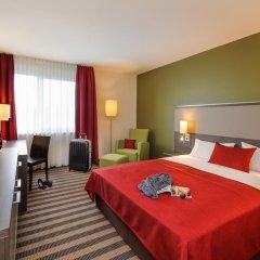 Mercure Airport Hotel Berlin Tegel 4* Стандартный номер с различными типами кроватей фото 4