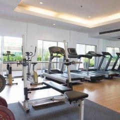Отель B.U. Place Бангкок фитнесс-зал фото 2