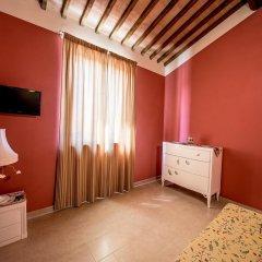 Отель Albergo La Foresteria Синалунга комната для гостей фото 4