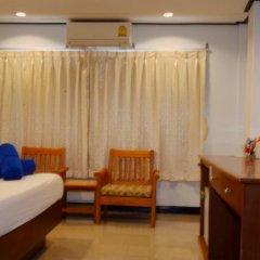 Отель Bangkok Condotel 3* Номер Делюкс с различными типами кроватей фото 9