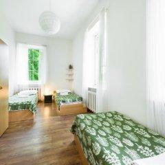Хостел и Кемпинг Downtown Forest Номер с различными типами кроватей (общая ванная комната) фото 47