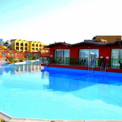 Отель Titanic Palace & Aqua Park Hrg 5* Бунгало с различными типами кроватей фото 4