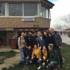 Ozbay Hotel Турция, Памуккале - отзывы, цены и фото номеров - забронировать отель Ozbay Hotel онлайн с домашними животными