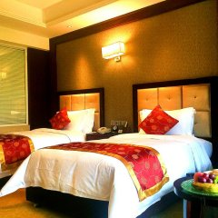 Отель Xiamen Aqua Resort 5* Улучшенный номер