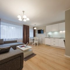 Апартаменты Delta Apartments Old Town Deluxe комната для гостей фото 3
