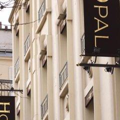 Отель Best Western Premier Opera Opal балкон