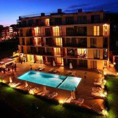 Отель Галерий Суитс бассейн фото 3